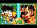Manga VS Movie: Dragonball Evolution (+More)