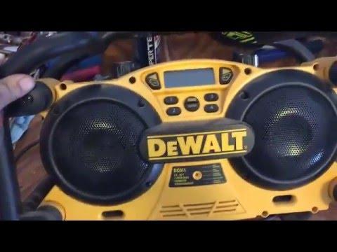 Dewalt Radio Tuner Repalcement