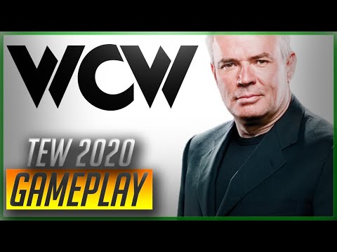 Let's Play TEW 2020 Episode One: WCW Returns! (Total Extreme Wrestling)