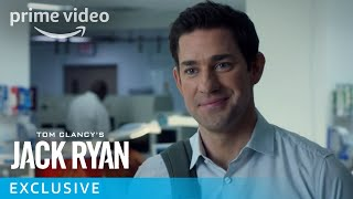 Tom Clancy's Jack Ryan - X-Ray Behind the Scenes Ep. 2: The Budding Relationship | Prime Video