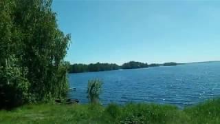 видео Недорогой отдых с детьми в в Подмосковье  летом 2017 года..