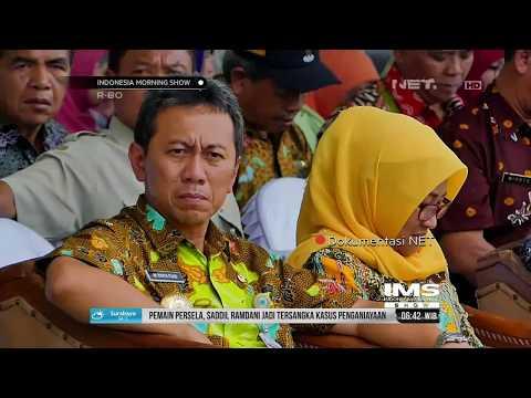 KPK Resmi Tahan Tersangka Kasus Suap Ketua DPR RI Taufik Kurniawan- IMS