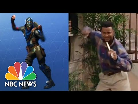 Dance Debate: Compare 'Carlton' Dance To 'Fortnite' Dance  NBC News