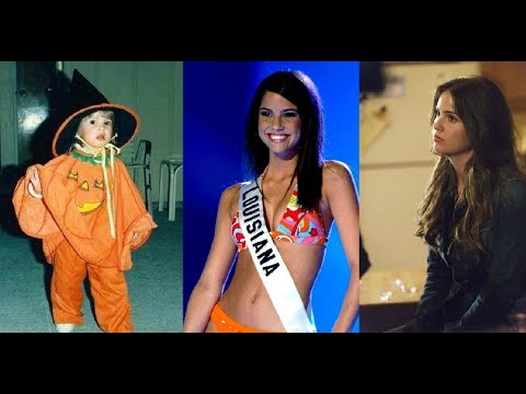 Shelley Hennig Transformation  From 2 to 31 Years Old