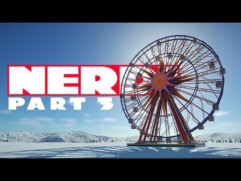 Nerd³ & Planet Coaster - 3 - Crunchy Masonry