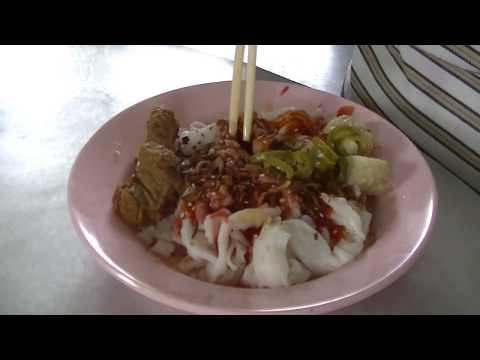 Best Pork Intestinal Noodles in Ipoh? Pasir Pinji Chee Cheong Fun, 20 Nov 2017