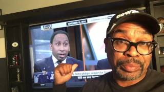 Stephen A Smith went overboard with his disrespect for Romo