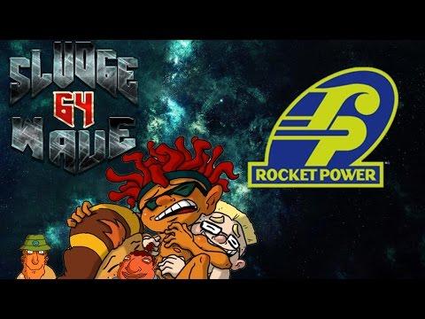 Rocket Power Beach Bandits - Sludgewave 64