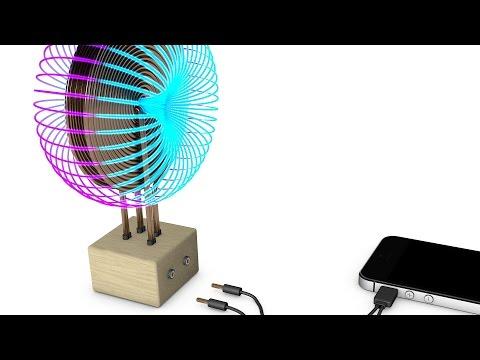 Бестопливный генератор энергии