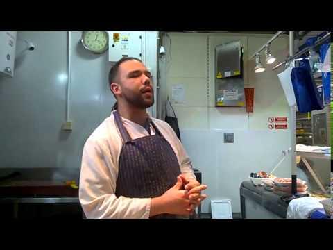 Bull Ring Indoor Market - The Fishmonger