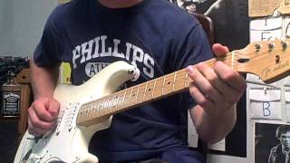 Swamp Music: Guitar Cover, Lynyrd Skynyrd, Full Song
