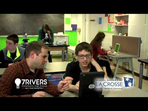 La Crosse Schools: 7 Rivers Community High School
