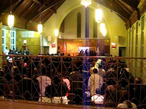 Holy Convocation 5th IL WEST