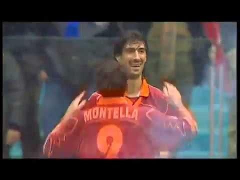 Roma - Lazio 4-1 del 21/11/1999