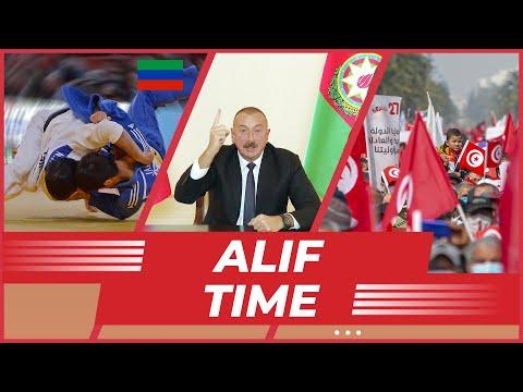 Азербайджан: Армения нарушает перемирие. Драка на соревновании в Дагестане. Госпереворот в Тунисе?