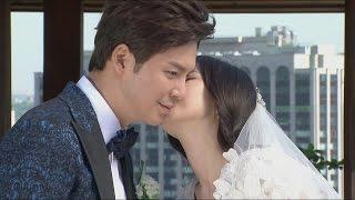 [Apgujeong Midnight Sun] 압구정 백야 143회 - Park Hana and Gang euntak, Happy Marriage! 20150507