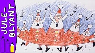 Øisteins Juleblyant - Syngende Julenisser