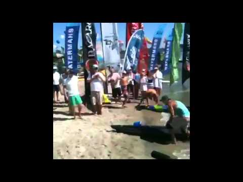 Hennessey Paddleboard Championships 2010
