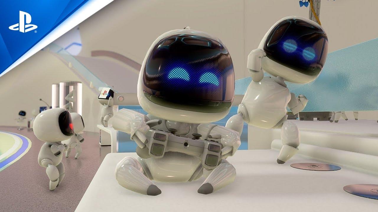 Astro's Playroom - Tráiler PS5 con subtítulos en ESPAÑOL | PlayStation España