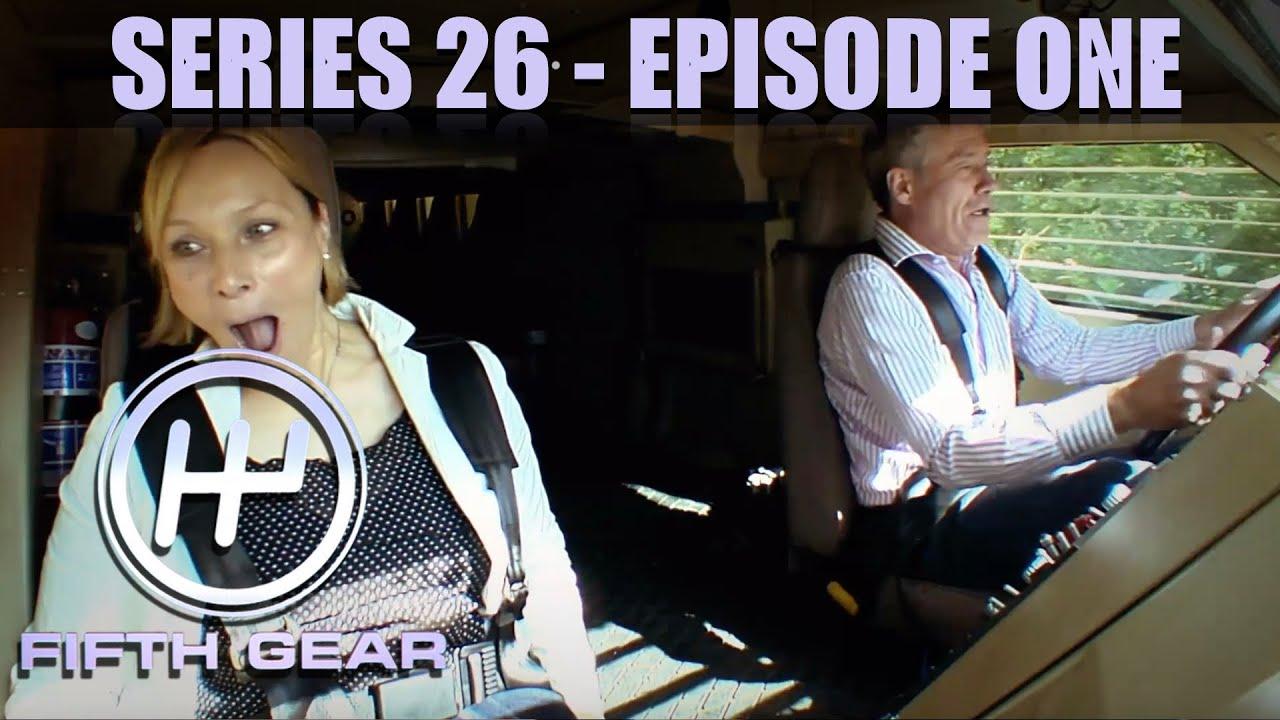 Download Fifth Gear: Series 26 Episode 1 - Full Episode   Fifth Gear