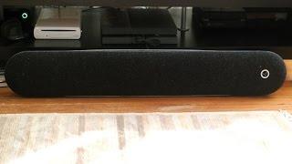 mqdefault - [ebay] Libratone DIVA Wireless Soundbar Lautsprecher (AirPlay, Bluetooth, DLNA, NFC) für nur 318€ statt 428€