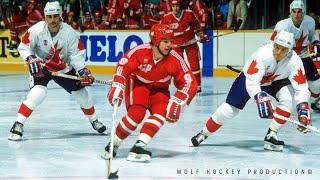 СССР - Канада 65 от Финал Кубка Канады 1987 Обзор Первого Матча USSR - Canada 65 OT 1987