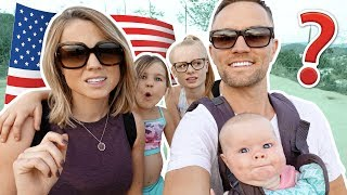 BRITISH FAMILY LIVING IN AMERICA: WHAT IT'S LIKE 🇬🇧🇺🇸