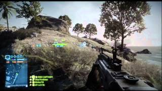 Battlefield 3 - Online Gameplay - Xbox 360