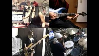 [HD]Trinity Seven OP [Seven Doors] Band Cover