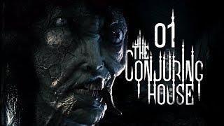 The Conjuring House (PL) #1 - Horror niczym Outlast 3 (Gameplay PL / Zagrajmy w)