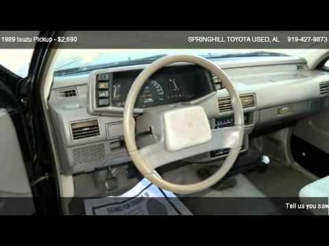 1989 Isuzu Pickup - for sale in Mobile, AL 36606