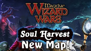 Magicka: Wizard Wars | New Soul Harvest Map!