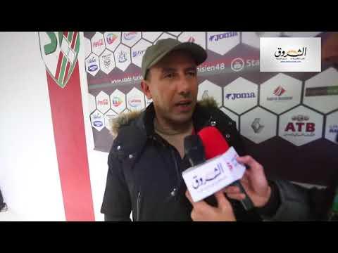 تصريحات مدرب ولاعبي الملعب التونسي بعد لقاء الترجي  - نشر قبل 1 ساعة