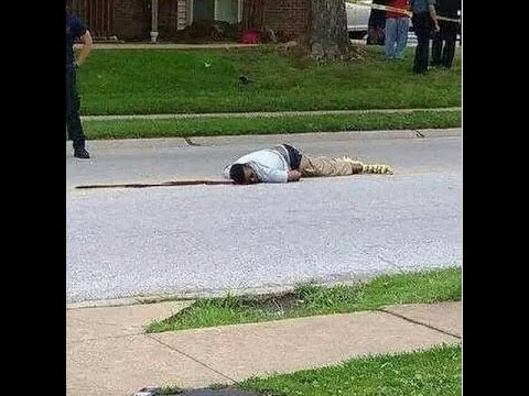 Mike Brown Bum Rushed Police (audio) ? Mike brown was a ...