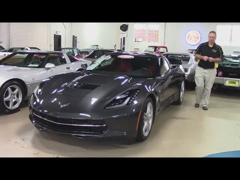 2017 Corvette Stingray 1LT