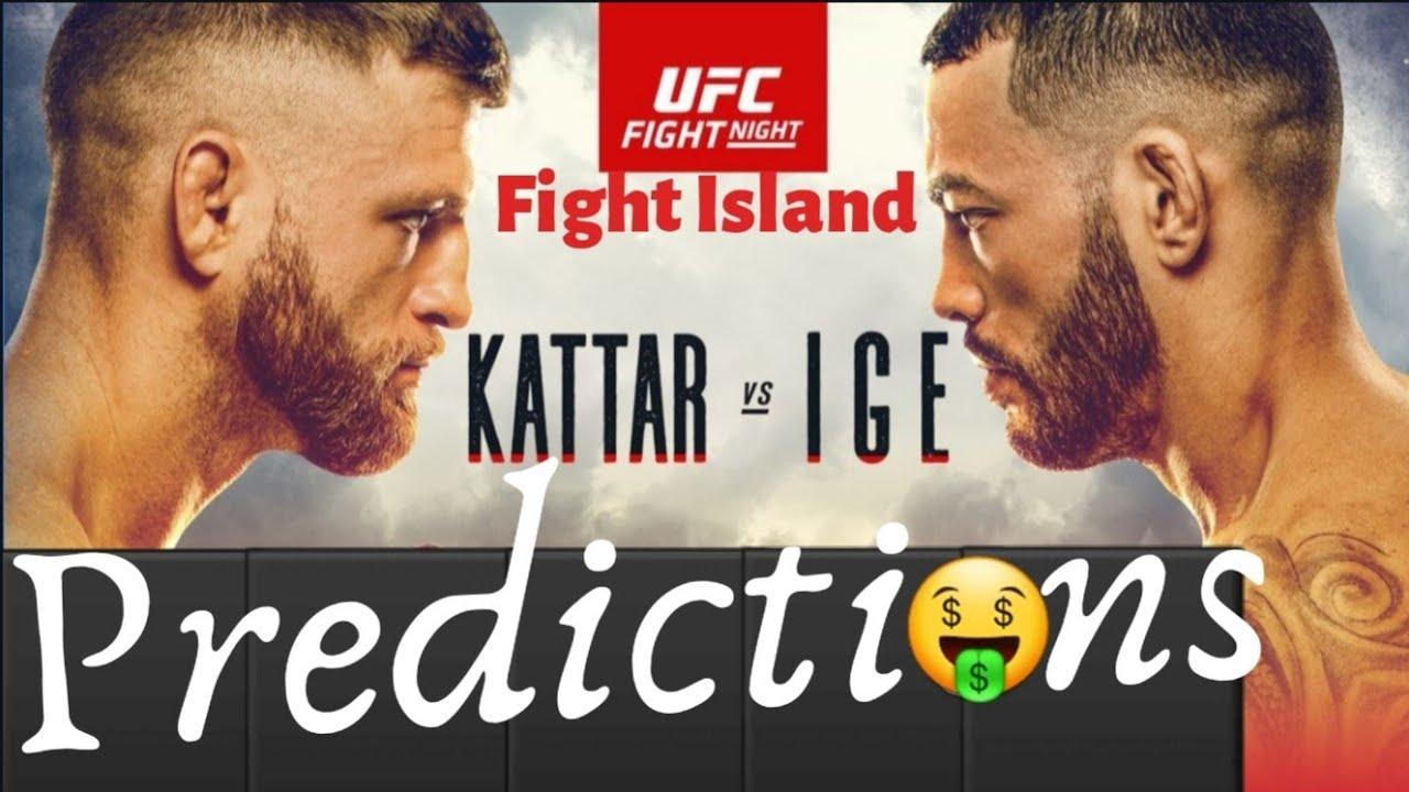 UFC Fight Island: Kattar vs Ige FULL card predictions | betting