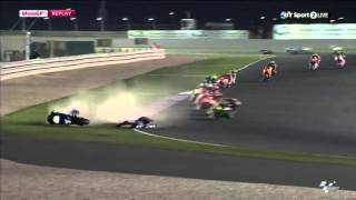 crash moto gp 2014
