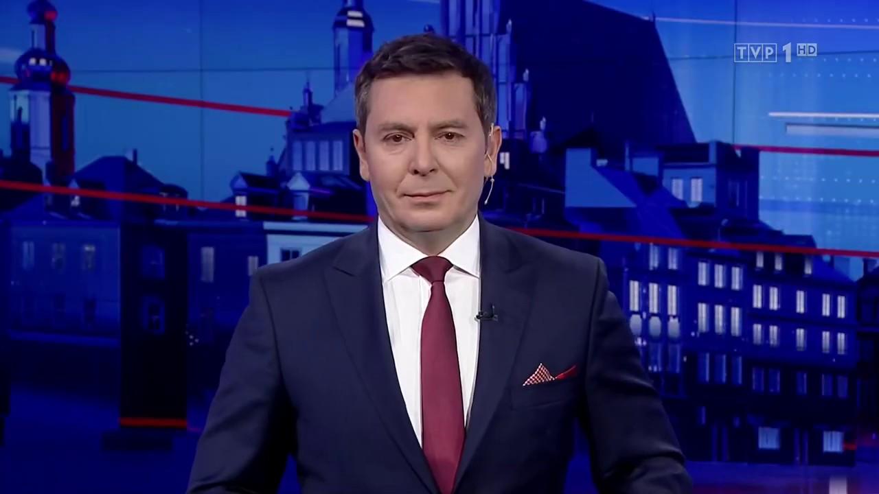 Wiadomości TVP 12.05.2019 - Nowa czołówka [HD 1080p50]