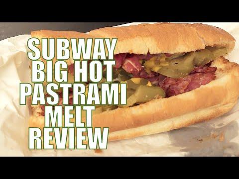 how to make a subway melt