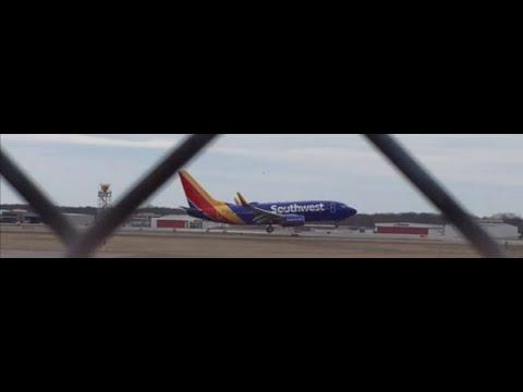 Greater Rochester International Airport Plane Spotting #7 (4-10-16)