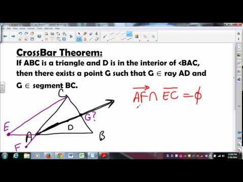 MATH335 SUNYGeneseo Neutral Geometry 4