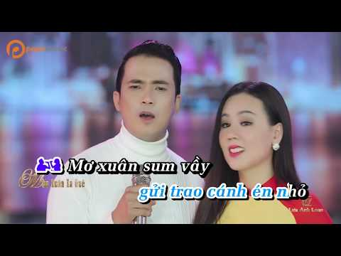 Karaoke Mùa Xuân Xa Quê ( Beat Gốc )