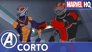 Ant-Man y Avispa | Los Vengadores de Marvel: Guerras Secretas