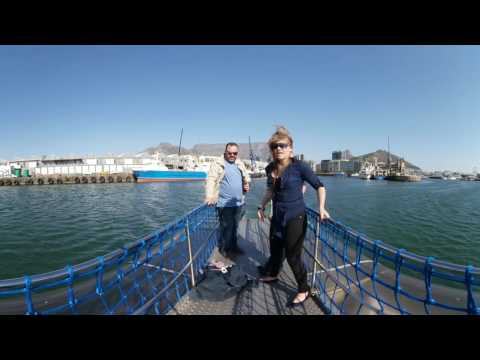 Cape Town Waterfront Harbor Cruise with 360 views