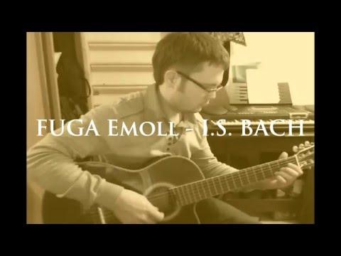 Иоганн Себастьян Бах - Фуга e-moll BWV956