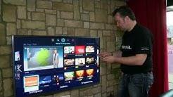 Vorstellung des SAMSUNG PLASMA TV 64 F 8590