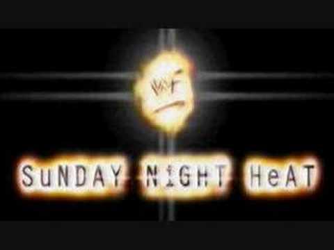 WWE Sunday Night Heat 2nd - YouTube