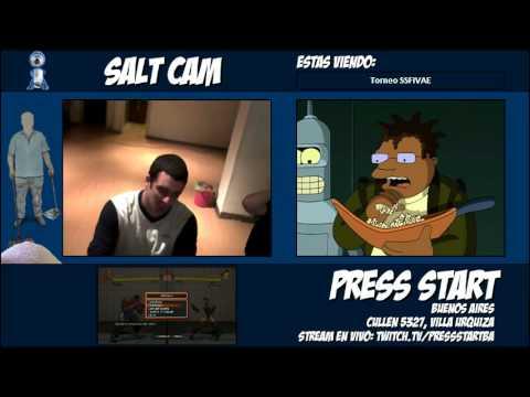 Press Start En Vivo!