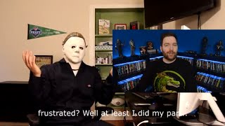 Baixar Michael Myers reacts to Halloween (2018) - MOVIE REVIEWS!!!