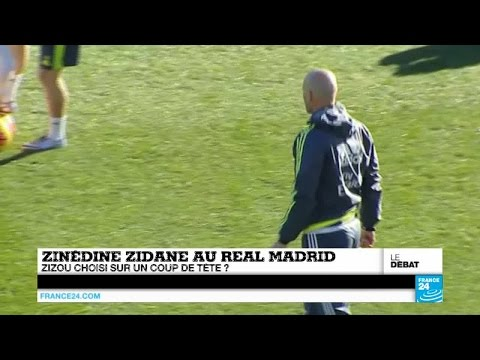 Real Madrid : Zizou va- t-il réussir son pari ?
